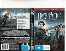 Harry Potter:And The Goblet of Fire-2005-Daniel Radcliffe-2 Disc-Movie-DVD