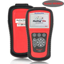 Autel MD802 ALL System OBDII Diagnostic Code Reader ABS airbag Engine EPB