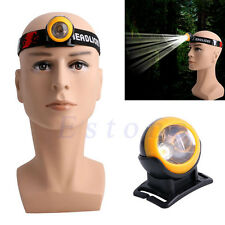 LED Rechargeable Headlamp Headlight Flashlight Torch Head Light USB Camping Lamp
