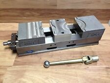 "NICE KURT 6"" DOUBLE LOCK PRECISION MACHINE VISE - #DL600C"