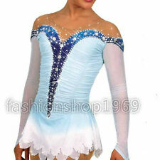 Hot style Gorgeous Figure Ice Skating Dress/Dance Dress For Competition xx166