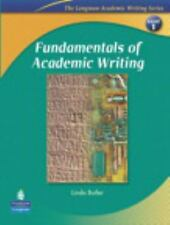 Fundamentals of Academic Writing by Linda Butler LEVEL ONE