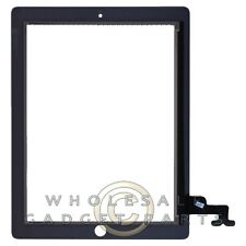 Digitizer for Apple iPad 2 White Front Glass Touch Screen Window Panel Replace