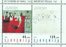 EUROPA CEPT - SLOVENIA 1993 Arte Art set
