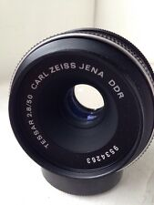 Carl Zeiss Jena Tessar 50mm M42 Lens