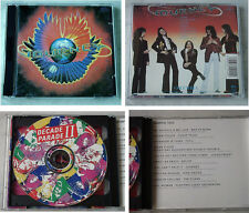 Journey - Infinty .. Rare Columbia DO-CD mit Sampler-CD