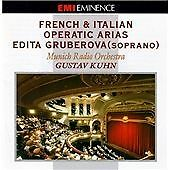 Edita Gruberova : French & Italian Operatic Aria CD