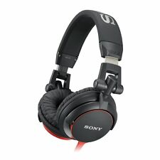 Sony MDR-V55 Headband Headphones - Black Extra Bass headset portable audio V55BR