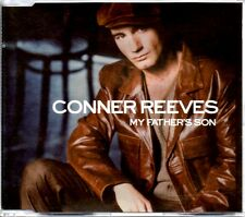CONNER REEVES - MY FATHER'S SON - 4 TRACK 1997 CD SINGLE - MINT