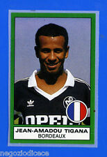 CALCIATORI PANINI 1987-88 - Figurina-Sticker n. 548 - TIGANA - BORDEAUX -Rec