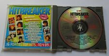 Hitbreaker 04/89 - CD Album Den Harrow Voice Machine Les McKeown Soulsister