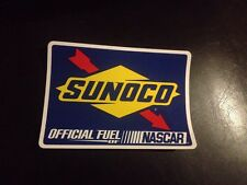 SUNOCO Official Fuel of NASCAR Decal