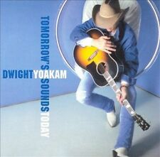"DWIGHT YOAKAM  "" TOMORROWS SOUNDS TODAY""  CD  (  REPRISE  RECORDS )"