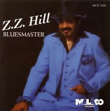 ZZ Hill - Bluesmaster -  New Factory Sealed CD