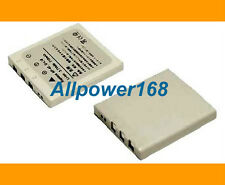 Battery FOR D-LI8 DLI8 PENTAX OPTIO T10 T20 W10 WP WPi X Rechargeable digital