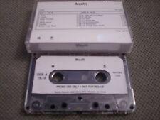 RARE ADV PROMO Mouth CASSETTE TAPE Hole Of Your Head SWEDEN Devo cover DIVE 1995
