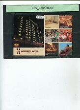 P352 # MALAYSIA USED PICTURE POST CARD * CAIRNHILL HOTEL, SINGAPORE