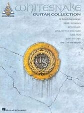 Whitesnake Guitar Collection Play Slip of the Tongue Rock Metal TAB Music Book