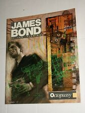 Titan Books Ian Fleming JAMES BOND OCTOPUSSY TPB Trade Paperback