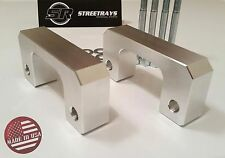 """[SR] CHEVY GMC CADILLAC 07-16 FRONT 2"""" LOWER STRUT SPACERS / LIFT LEVELING KIT"""