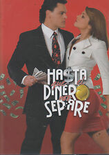 DVD - Hasta Que El Dinero Nos Separe NEW 4 Disc Set FAST SHIPPING !