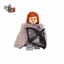 Custom Game of Thrones Ygritte Minifigure. Made using LEGO & custom parts.