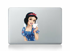 "MacBook Snow White Glittery Vinyl Decal Sticker For MacBook Pro/Air 13"" inch"