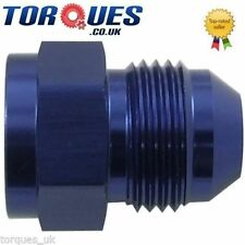 AN -3 (AN3 AN 03) to M10x1.0 Female Oil Pressure Gauge Take Off Adapter