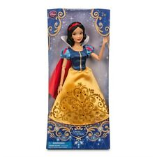 """Princess SNOW WHITE Classic Doll Toy Action Figure 12"""" Disney Store Authentic"""