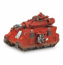 Warhammer 40k: Space Marines: Blood Angels: Baal Predator Tank