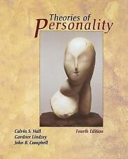 FAST SHIP - HALL CAMPBELL 4e Theories of Personality                         X14