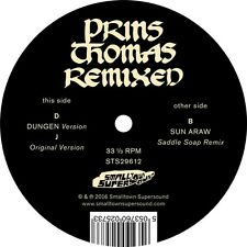 "Prins Thomas - Dungen & Sun Araw Remixes (12"" Vinyl) Smalltown Supersound, NEU!"