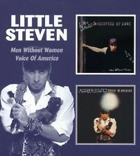 Men Without Women/Voice Of America - Little Steven (2005, CD NEUF)2 DISC SET