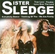 SISTER SLEDGE Everybody Dance LIVE IN CONCERT Frankie WE ARE FAMILY