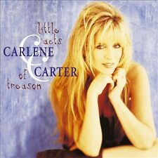 Little Acts of Treason - Carlene Carter CD, Aug-1995, JOHNNY CASH'S DAUGHTER