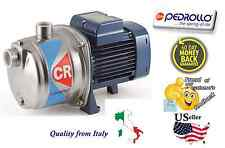 Water Pump Pedrollo 4CRm80 0.75HP Multi-Stage Centrifugal former 4CR-05A16S