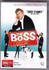The Boss Of It All - DVD - Brand New Sealed (Lars von Trier)