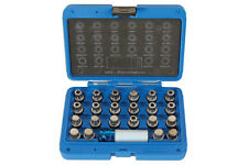 LASER TOOLS 6275 LOCKING WHEEL NUT KEY SOCKET SET TOOL SET FOR VW VEHICLES