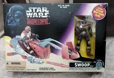 Star wars vintage swoop véhicule shadow of the empire boxed nouvelle figure