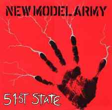 "NEW MODEL ARMY - 51st State (12"") (VG+/VG+)"
