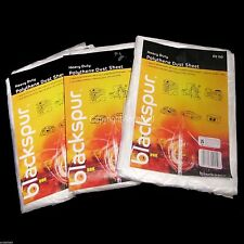 2x2 Duty Dust sheets  for Painting Decorating And protecting your items