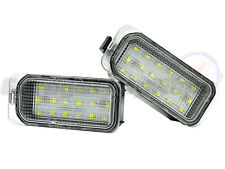 Ford 18 LED Number Plate Lights Licence Units Fiesta Focus Mondeo Kuga C-Max