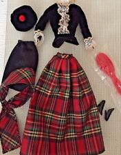 Barbie Fashion Scottish Costumes/Outfits For Barbie Dolls hf11