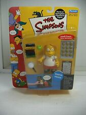 Simpsons Series 5 Martin Prince Interactive Action Figure 2001 Playmates ~ NEW