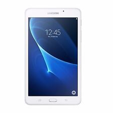 New Samsung Galaxy Tab A 7 inch SM-T280 2016 Model 8GB 5MP Camera Wifi White A6