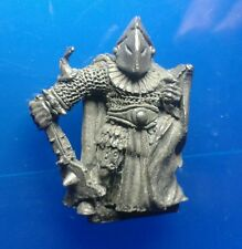 C35 Chaos warrior knight citadel GW games workshop 1985 flyer warlord