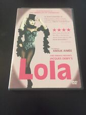 JACQUES DEMY'S LOLA DVD ANOUK AIMEE