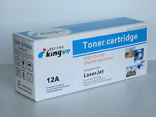 1 PK Compatible Toner for HP 12A (Q2612A) fits HP1012 1018 1020 M1319 12A