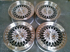 "Avant Garde M220 18"" Staggered Wheels Rims VW MK5 Jetta Golf GTI Audi A3 A4"