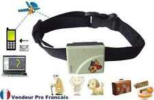 Traceur Tracker GPS GSM Geolocation Chien Chat Personne Agée Véhicule TK201